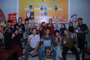 Talkshow Literasi dan Launching Buku: Membina Literasi dengan Cinta