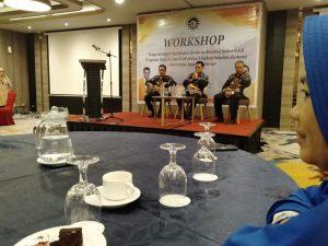 Prodi Pendidikan Akuntansi FE UNM Gelar Workshop Pengembangan Kurikulum